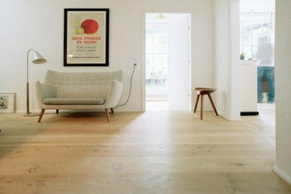 Hardhouten Vloeren Vloerverwarming : Houten vloer op vloerverwarming