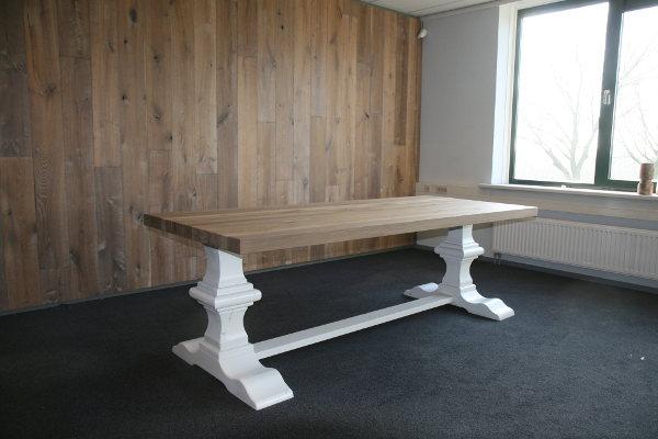 witte poten tafel 30 maart 2016 tafel witte poot houten